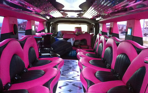 Rent Tampa Party Bus Tampa Charter Bus Prom Party Bus